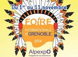 CEA Domotique à la foire de Grenoble
