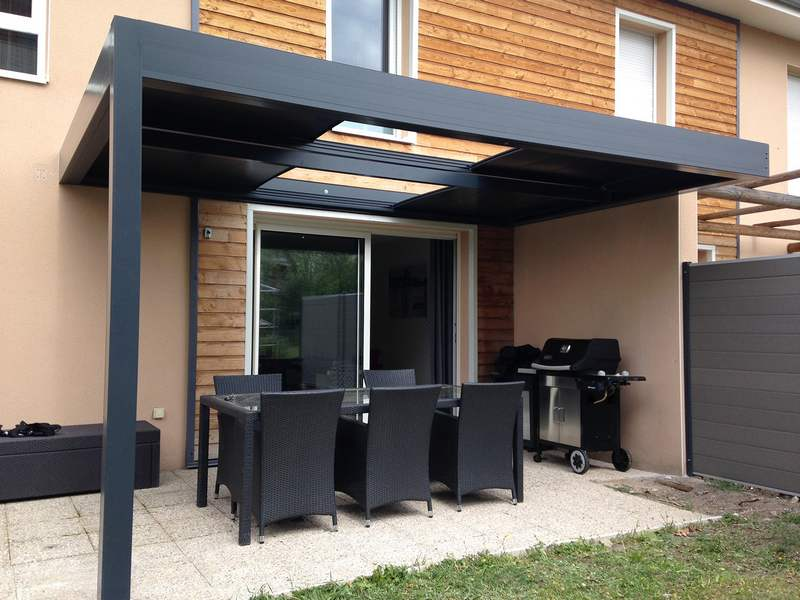 pergola arlequin. Black Bedroom Furniture Sets. Home Design Ideas