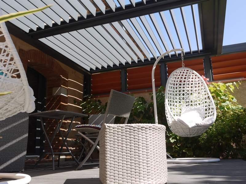 brise vue. Black Bedroom Furniture Sets. Home Design Ideas