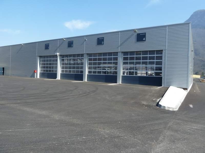 Porte de garage professionnelle - Porte de garage industrielle occasion ...