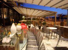 Pergola toile - Terrasse de restaurant