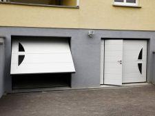 porte-garage-basculante à Eybens