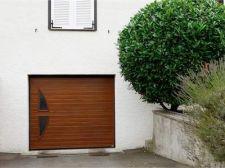 porte-garage-basculante à Voiron